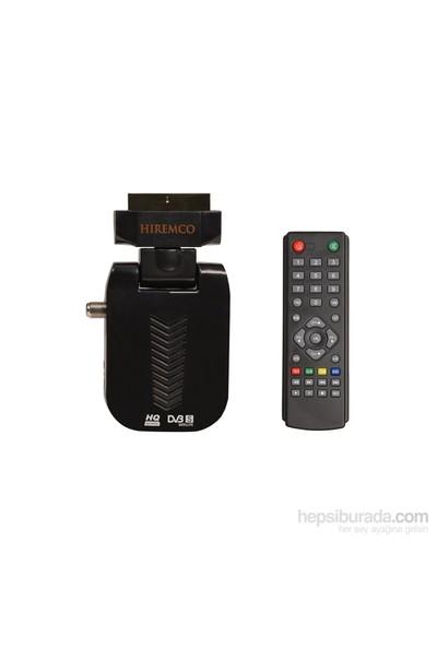 Hiremco Mini SD TKGS Güncellemeli Uydu Alıcı