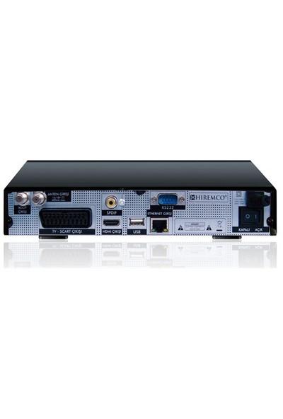 Hiremco Turbo HD 2 Dijital Uydu Alıcısı