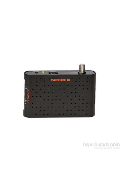 Hiremco Worker Full Hd Uydu Alıcısı ve Media Oynatıcısı