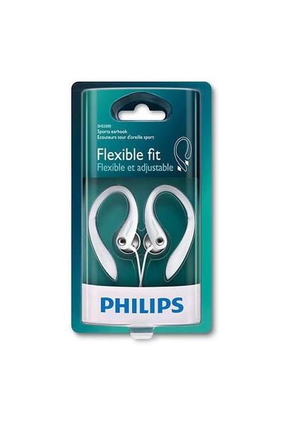 Philips SHS3300WT/10 Beyaz Çengelli Kulakiçi Kulaklık