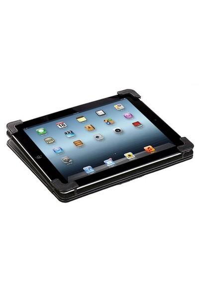 "Eye-Q EQ-LTAB97BK 9.7"" Siyah Suni Deri Universal Tablet Kılıfı"