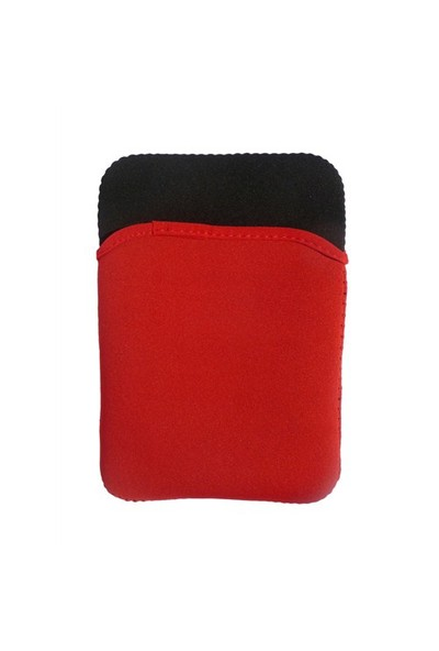 """Smarttab KLF70 7"""" Siyah & Kırmızı Çift Taraflı Tablet Taşıma Kılıfı (STC-KILIF)"""