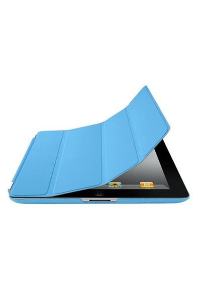 Romeca iPad 2/New iPad Mavi 2 in 1 Smart Cover