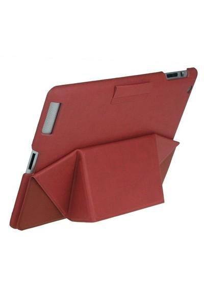 Ipr Klf Ipad Aır 2 Kılıf Magıc Fold Cs Kırmızı