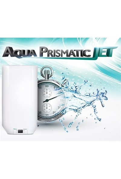 Baymak Aqua LCD Prismatic Jet 100 Lt Termosifon