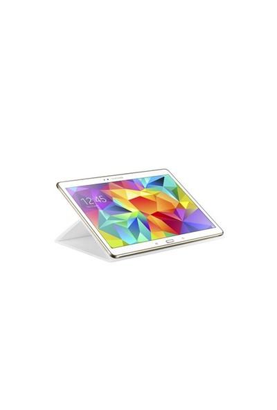 """Samsung EF-BT800BWEGWW 10.5"""" Beyaz Tablet Kılıfı"""