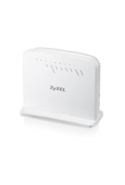 Zyxel P1302-T10D 300Mbps 4 Port 2x3dBi Dahili Anten WPS ADSL2+ Modem/Router
