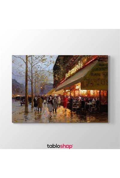 Tabloshop Edouard Cortes - Paris Tablosu