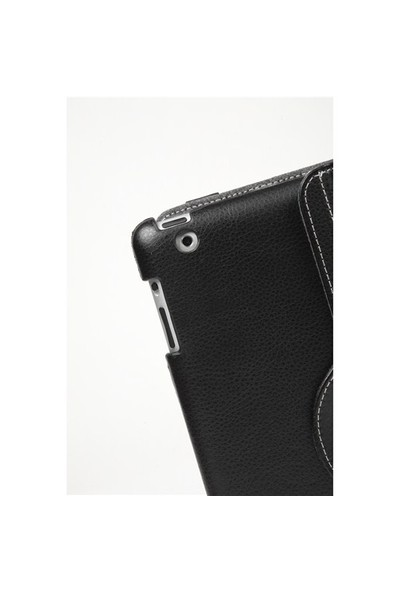 Targus THZ156EU Versavu Siyah New iPad Kılıf & Döner Stand
