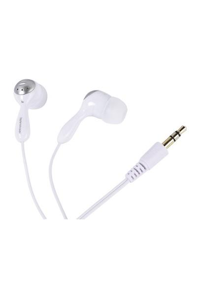 Vivanco SFA 3031 Kulakiçi Beyaz Kulaklık