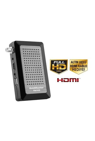 Goldmaster Micro HD-HERKÜL Uydu Alıcısı