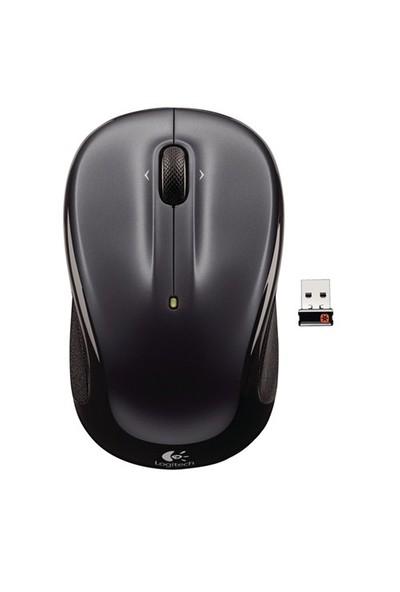 Logitech M325 Nano Optik Kablosuz Mouse Dark Silver - 910-002142