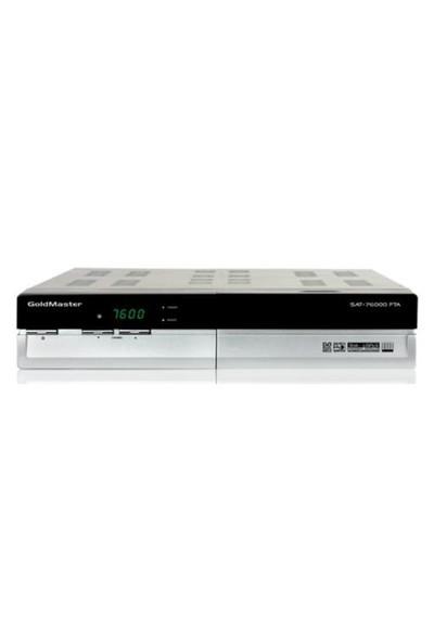 Goldmaster Sat-76000 Fta/A Dijital Uydu Alıcısı