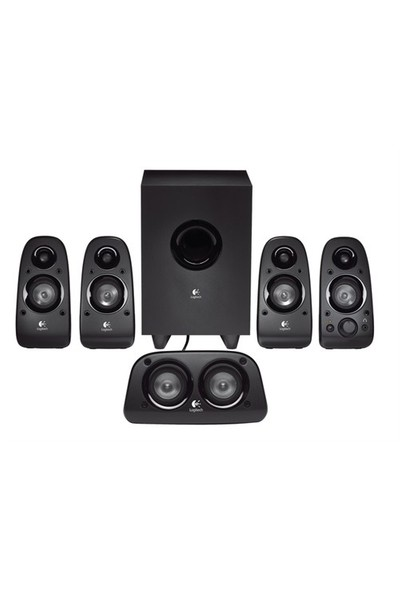 Logitech Z-506 Surround 5+1 Speaker 980-000431