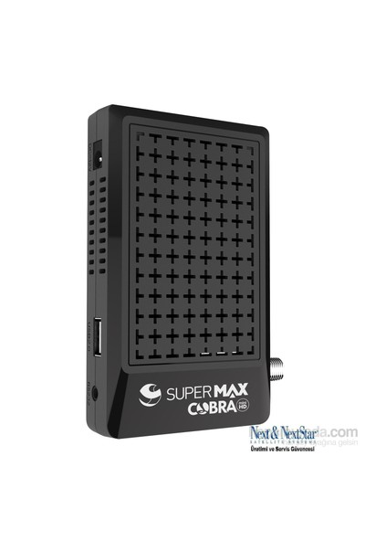 SuperMax MiniHD Cobra Uydu Alıcısı
