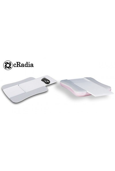 Cradia CRP-203 Butterfly Yastık Tipi Notebook Stand