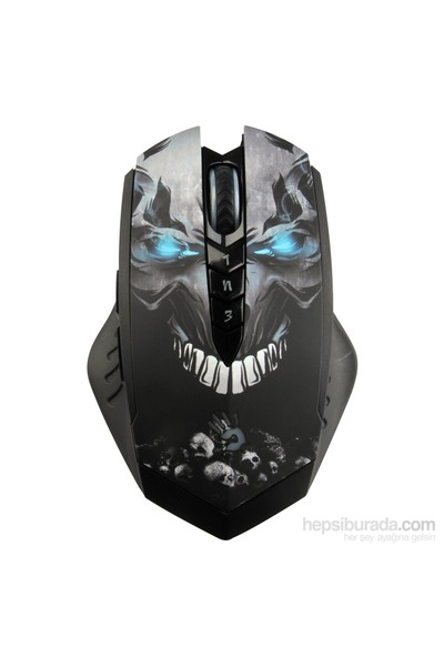 Bloody R8 Ghost Şarjlı Metal Ayaklı HD Optik Oyuncu Mouse