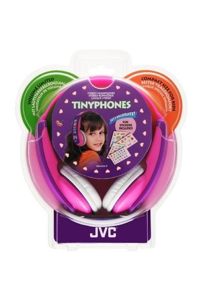 JVC HAKD5PE Kulakiçi Kulaklık (Pembe)