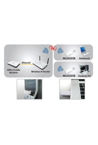 Aztech WL552 Wireless-N 150Mbps Wireless Adaptor