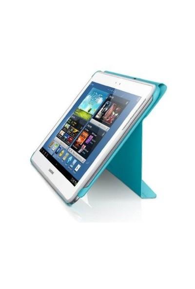 Romeca Samsung Galaxy Note N8000 10.1 Mavi Kılıf