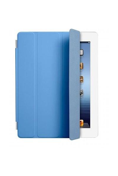 Apple iPad Mavi Poliüretan Smart Cover MD310ZM/A