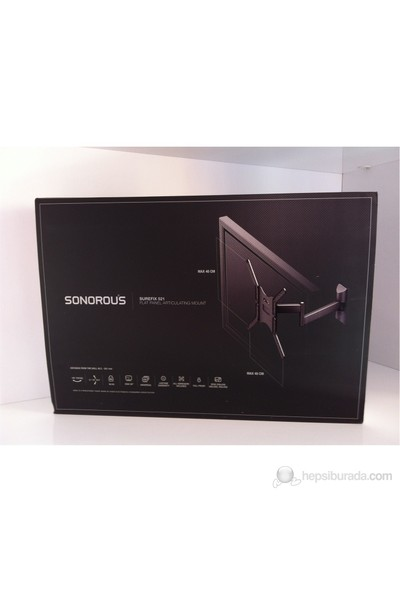 "Sonorous Surefix 521 26""-50"" LCD-LED Hareketli Askı Aparatı"