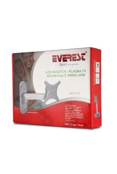 Everest LCD-112 15''-17'' Lcd Tv Duvar Askı Aparatı