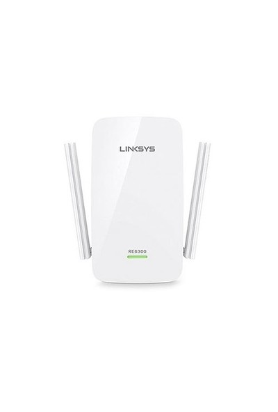 Linksys RE6300-EU AC750 Boost Wifi Range Extender