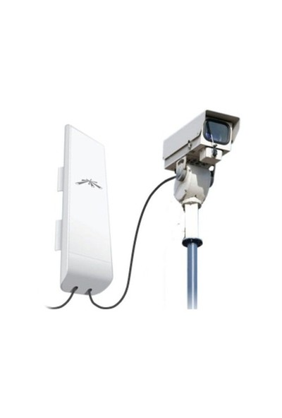 Ubiquiti UBNT NANOSTATION M2 2.4GHz Indoor/Outdoor airMax 11dBi CPE 150Mbps+ 13km Access Point