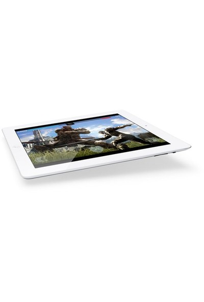 Apple 4. Nesil New iPad Retina Display 64GB Wifi + 4G Beyaz Tablet MD527TU/A