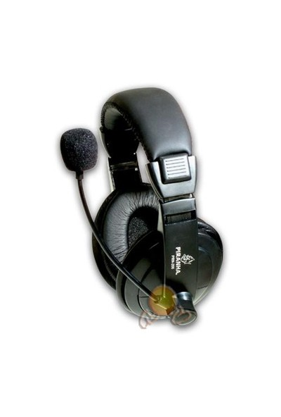 Piranha PRN-206 Mikrofonlu Multimedya Kulaküstü Kulaklık