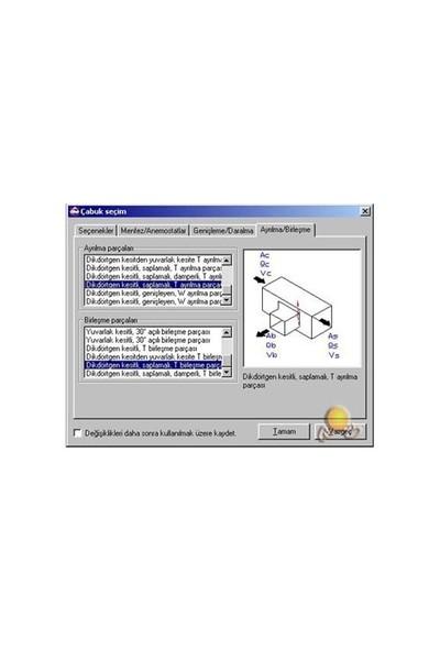 Mth Mekanik Tesisat Hesapları Komple Paket