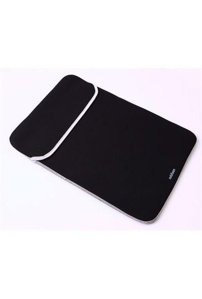 """Addison 300716 Siyah/Gri 15.6"""" Tablet Kılıfı"""