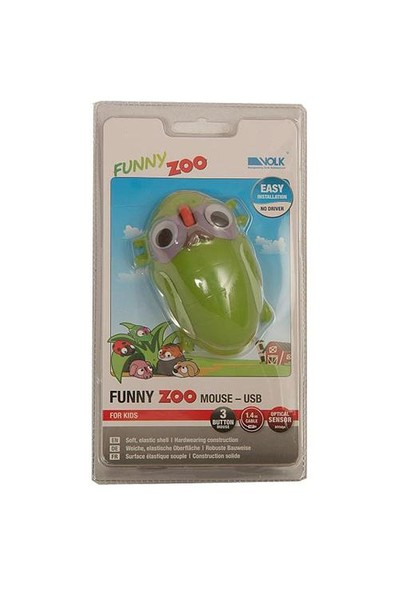 Volk Funny Zoo Mouse (Çekirge) HC800B