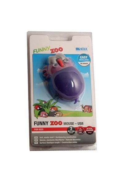 Volk Funny Zoo Mouse (Örümcek) HC800C