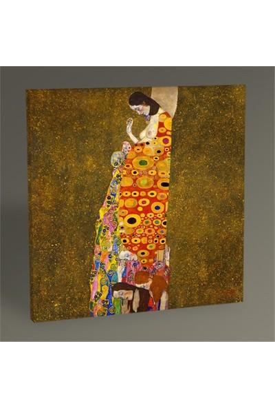 Tablo 360 Gustav Klimt Hope Tablo 100X100
