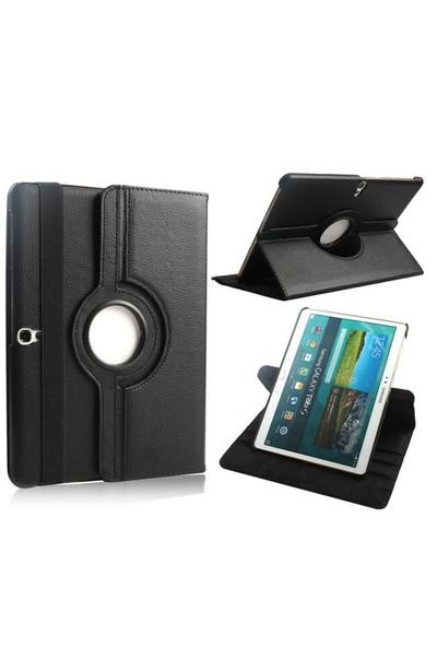 Mobee Samsung Galaxy Tab S 10.5'' T800 360 Dönebilen Siyah Tablet Kılıfı (KLF.MB-T8005)