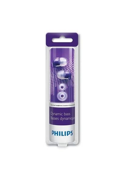 Philips SHE3590PP/10 Kulakiçi Mor Kulaklık