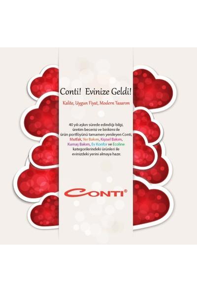 Conti COF-201 Respiro Oval Osilasyonlu Zaman Ayarlı 16'' Ayaklı Vantilatör