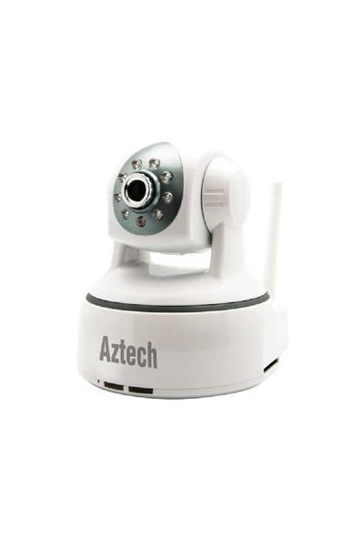 Aztech WIPC402 Yatay /Dikey Hareketli Wireless-N IP Kamera
