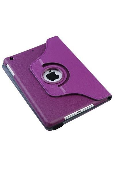 Romeca iPad Mini 360 Derece Dönebilen Mor Kılıf 20282