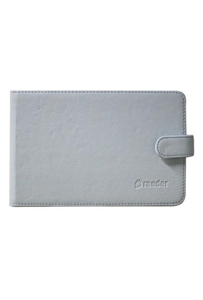 """Reeder 7"""" Beyaz Tablet Kılıfı"""