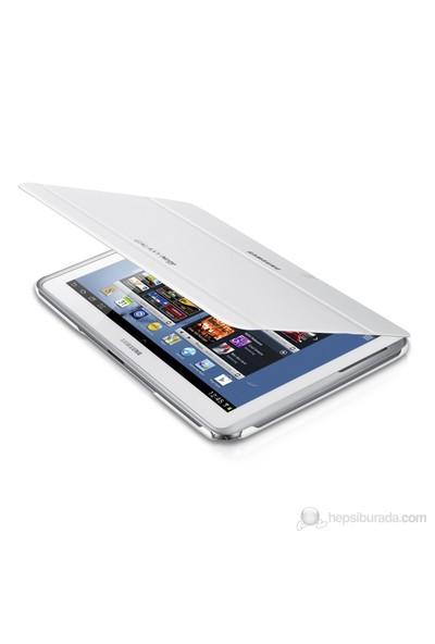 """Samsung N8005 10.1"""" Beyaz Kitap Kılıf (EFC-1G2NWECSTD)"""