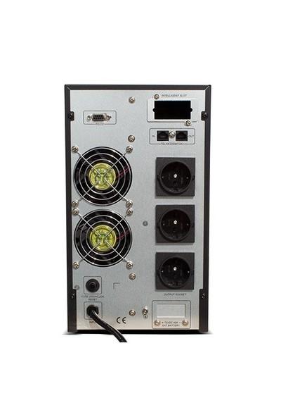 Necron DT Serisi 2 KVA 1/1 Online 5/15 DK UPS