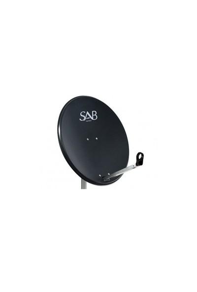 Sab Çanak Anten Antrasit 60Cm