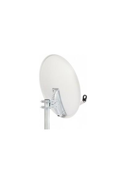 Sab Çanak Anten Beyaz 65Cm