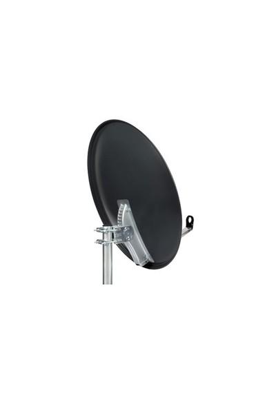Sab Çanak Anten Antrasit 80Cm