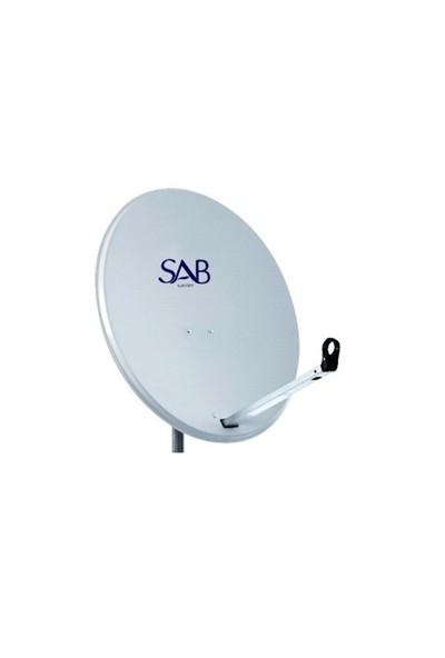 Sab Çanak Anten Beyaz 80Cm