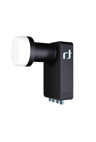 Atlanta Inverto Black Ultra Quattro Santral LNB (Santral/Merkezi Sistem/Multiswitch Kullanım)
