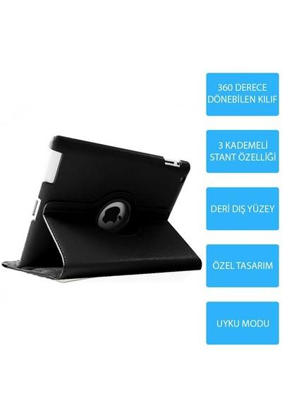 Mobile World iPad 2 360 Derece Dönebilen Siyah Tablet Kılıfı